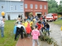 Dětský den a kácení máje 2011